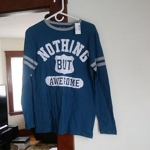 New boys shirt